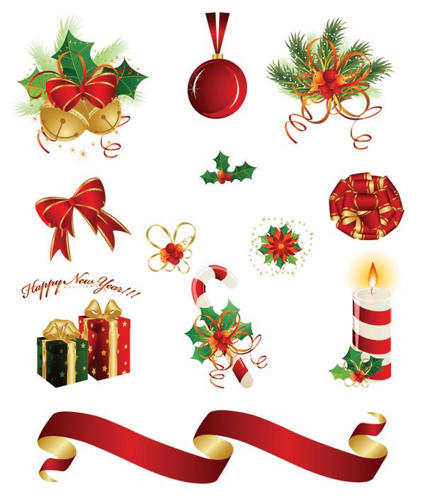 christmas clipart free vector - photo #24