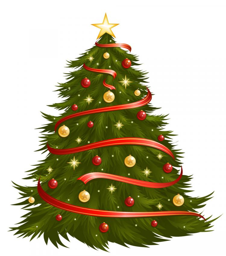 Free christmas vectors download christmas vector images and art free - Christmas Tree 05 Vector Free Vector