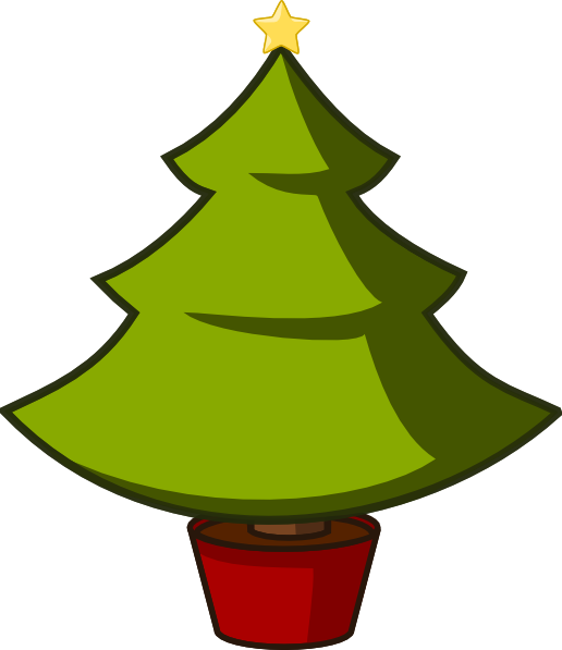 christmas clipart vector - photo #27