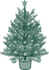 free vector Christmas Tree clip art
