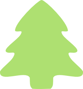 free vector Christmas Tree Icon clip art