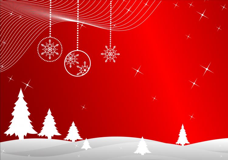 christmas vector art free vector 4vector rh 4vector com christmas vector clip art christmas vector art black and white