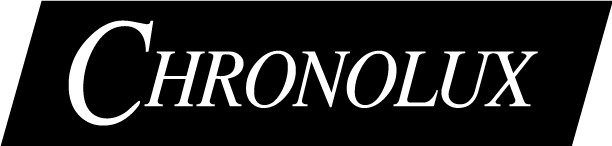 free vector Chronolux logo
