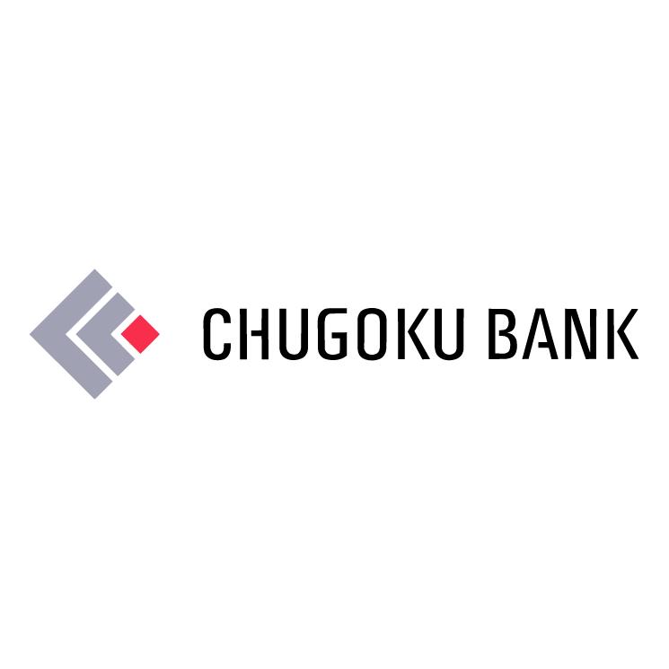 free vector Chugoku bank