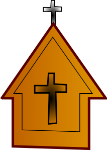 free vector Church clip art