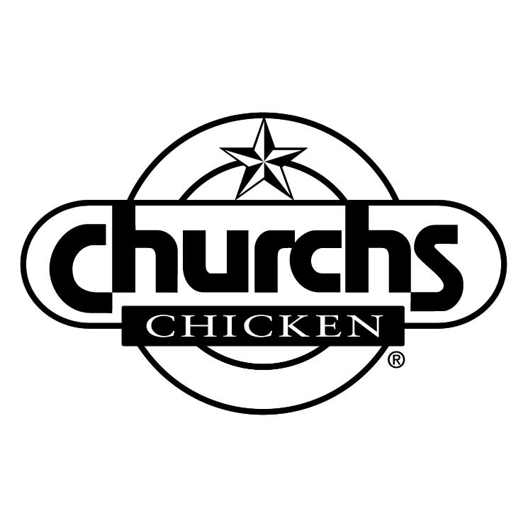 free vector Churchs chicken 0