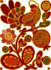 free vector Cibo Rooster clip art