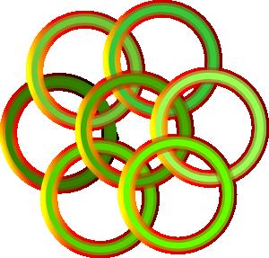 free vector Cibo United Green clip art