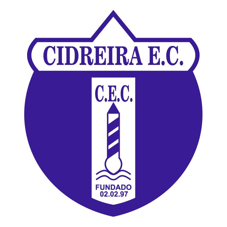 free vector Cidreira esporte clube de cidreira rs