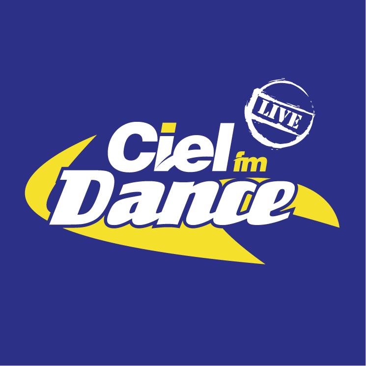 free vector Ciel fm dance