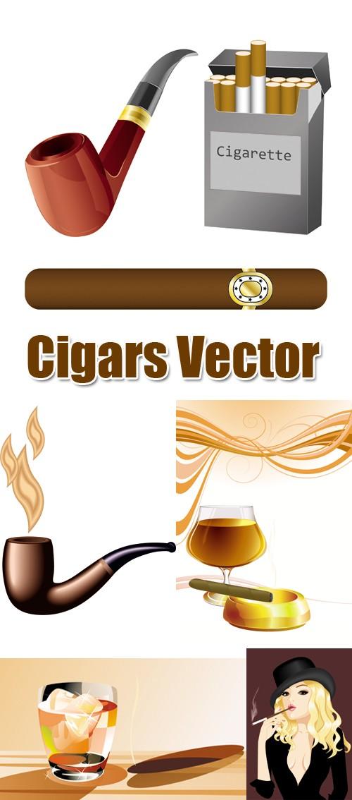 free vector Cigarette clip art