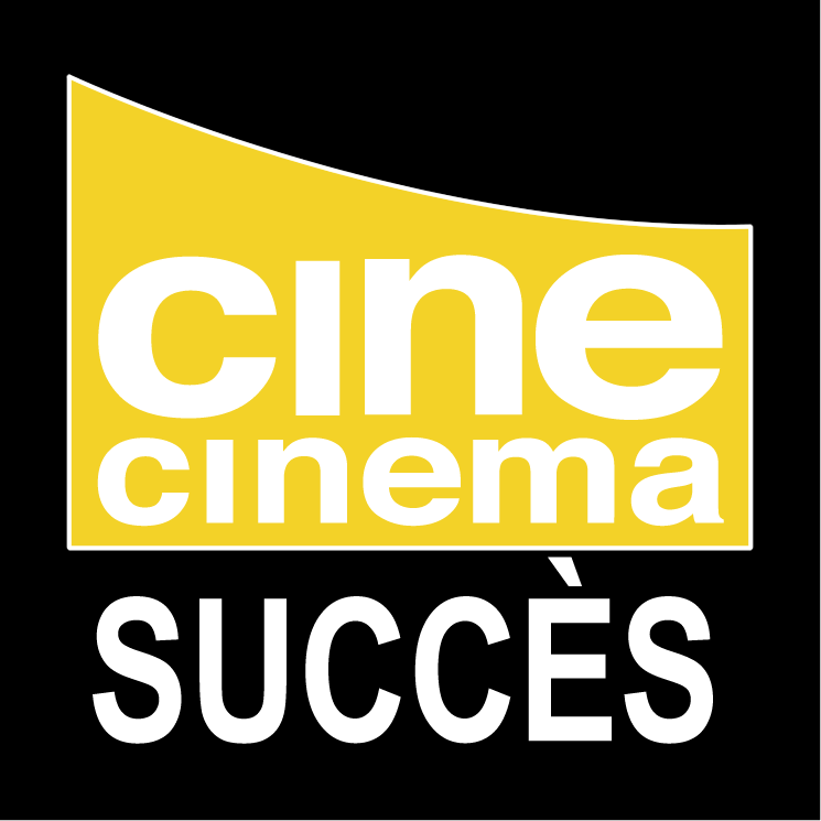 free vector Cine cinema succes