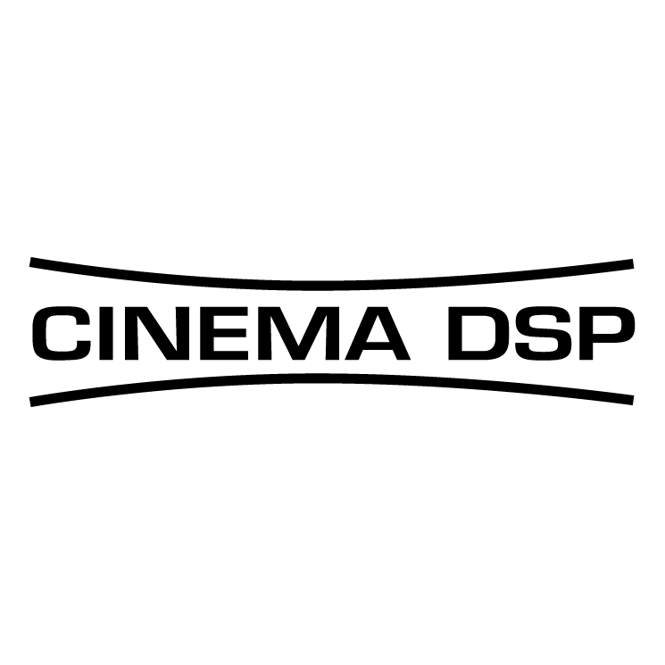 free vector Cinema dsp