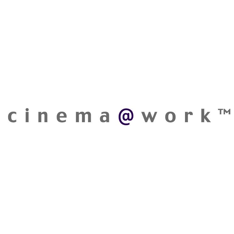 free vector Cinemawork