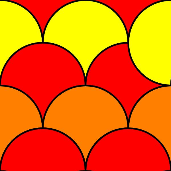 free vector Circles 2 Pattern clip art