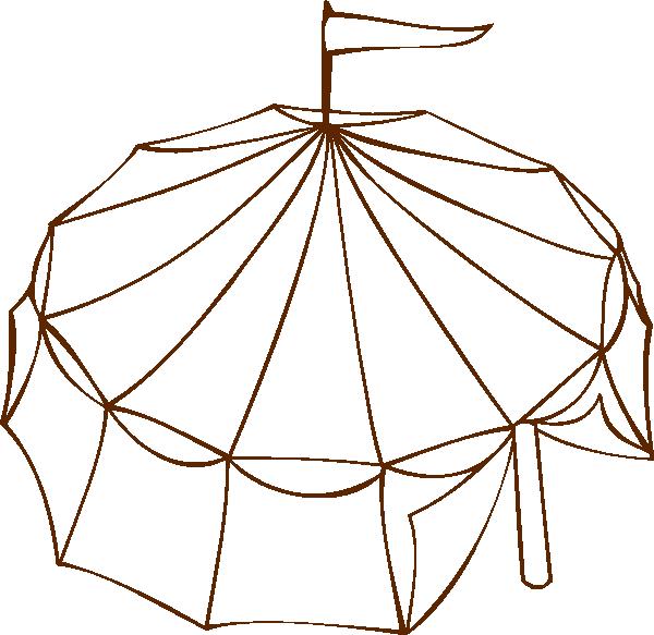 ... free vector Circus Tent clip art  sc 1 st  4Vector & Circus Tent clip art Free Vector / 4Vector