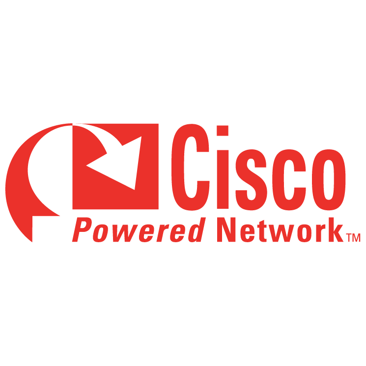 free vector Cisco powered network