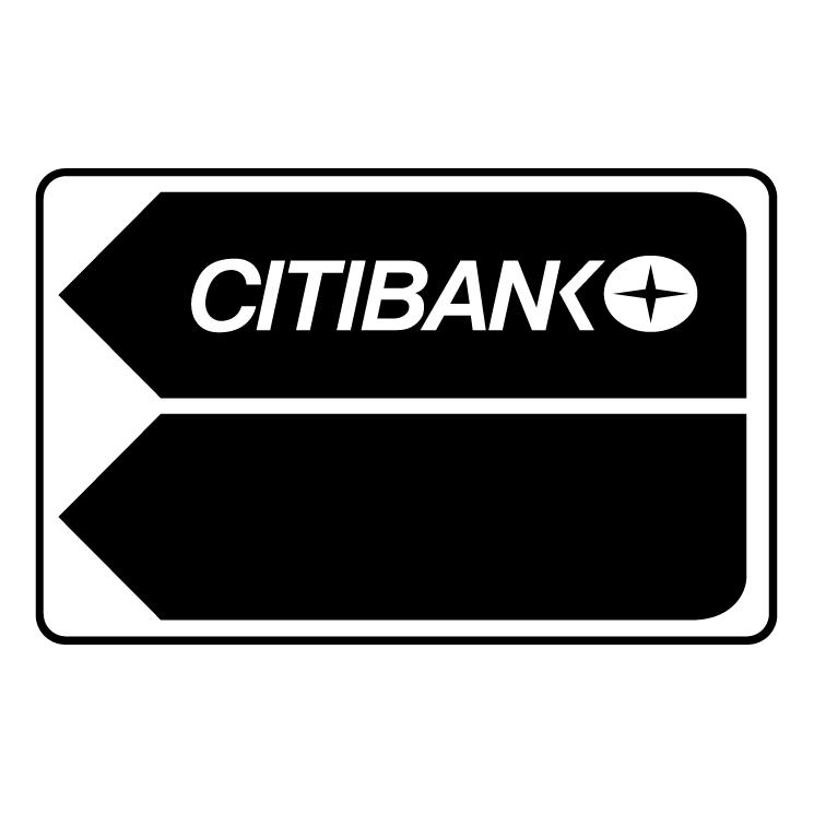 free vector Citibank 2