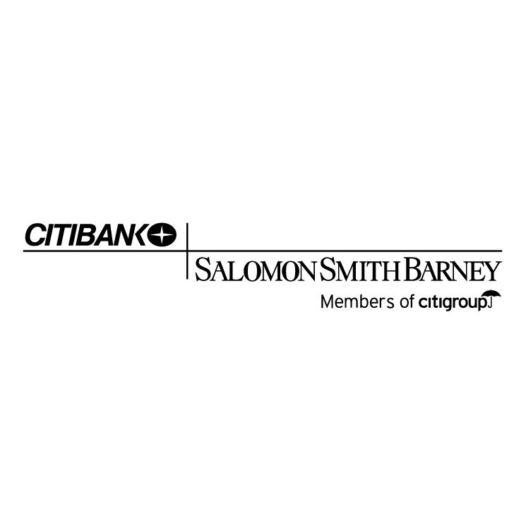 2e80e4635beb Citibank salomon smith barney (38543) Free EPS