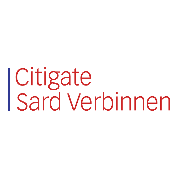 free vector Citigate sard verbinnen