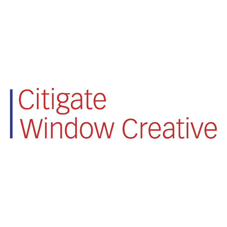 free vector Citigate window creative