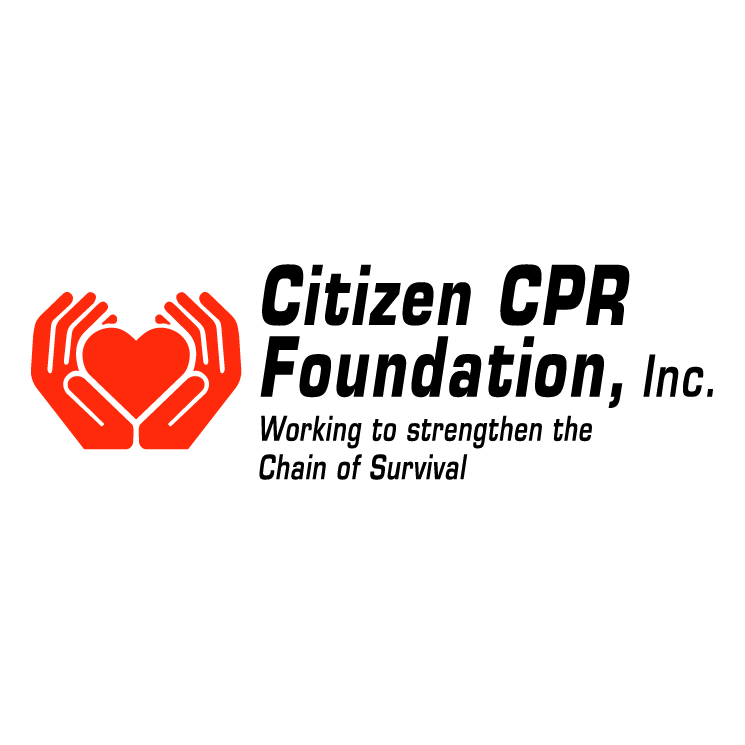 free vector Citizen cpr foundation