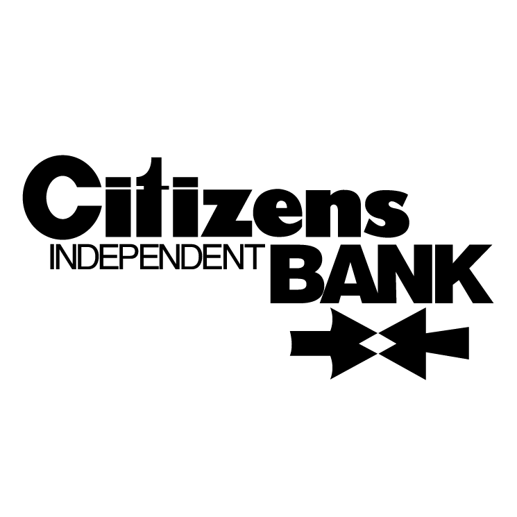 free vector Citizens independent bank
