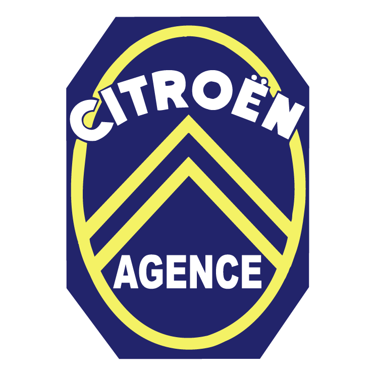 free vector Citroen agence