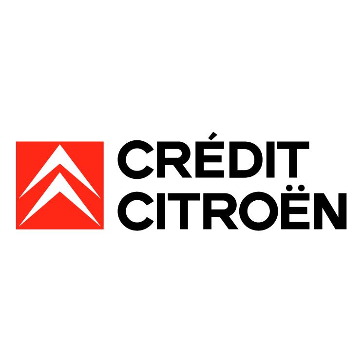 free vector Citroen credit