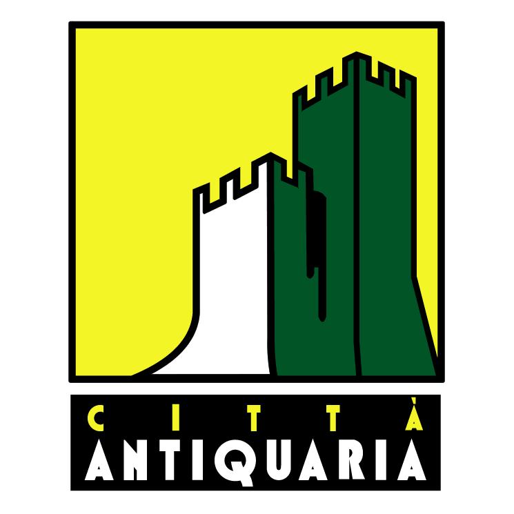 free vector Citta antiquaria
