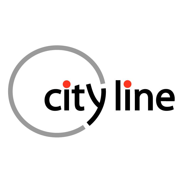 free vector City line optiek