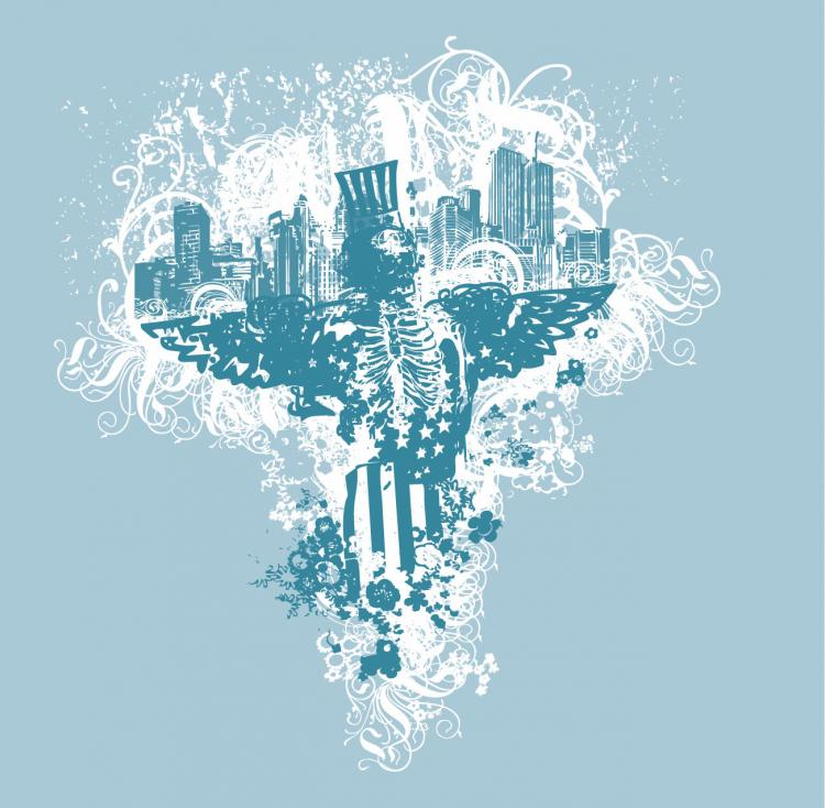 free vector City of Angels Free Vector Graphic