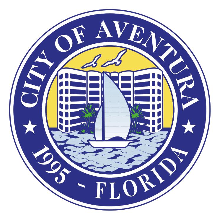 free vector City of aventura florida