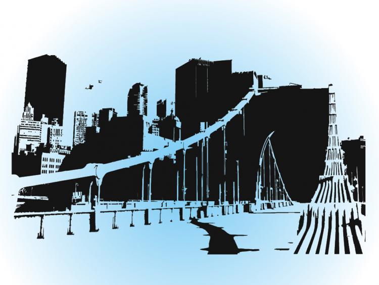 free vector City Skyline