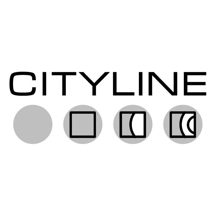 free vector Cityline 0
