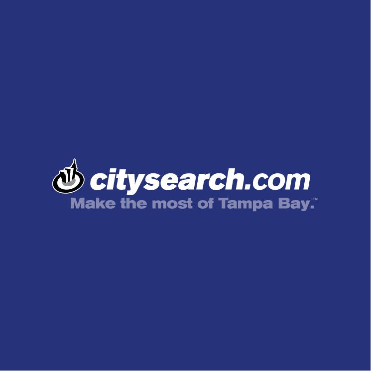 free vector Citysearch 0