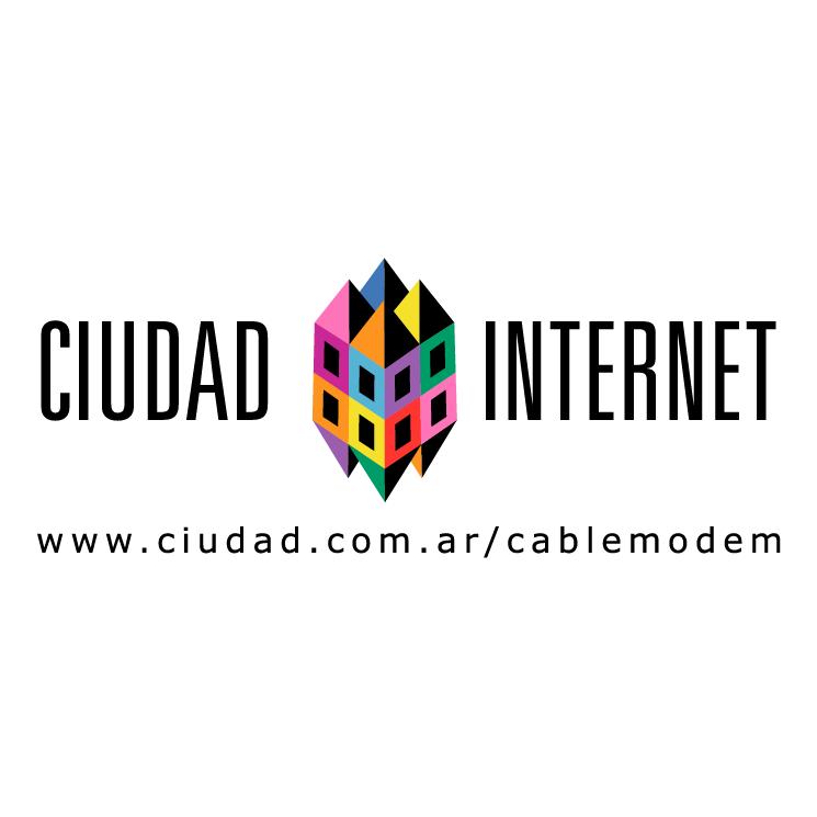 free vector Ciudad internet 1