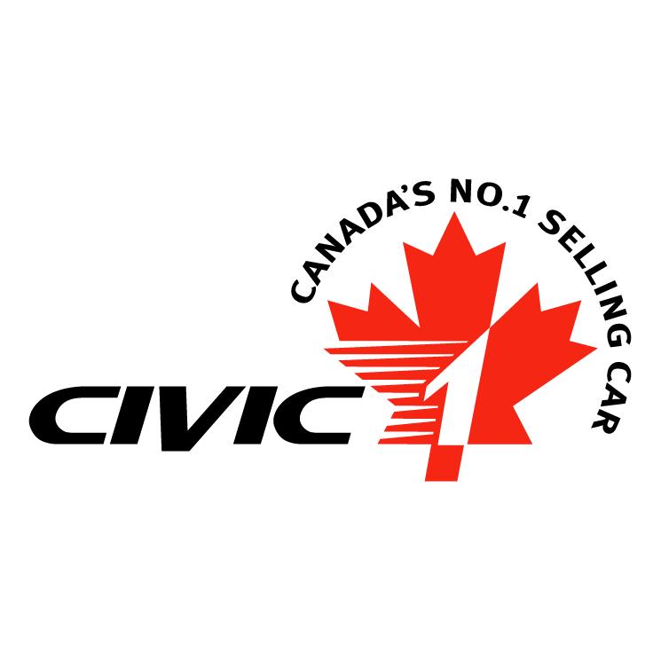 free vector Civic 0