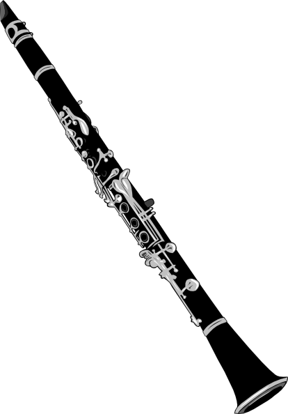 free vector Clarinet clip art