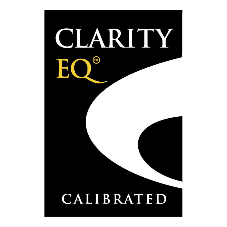 free vector Clarity eq