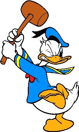 donald duck free vecto...