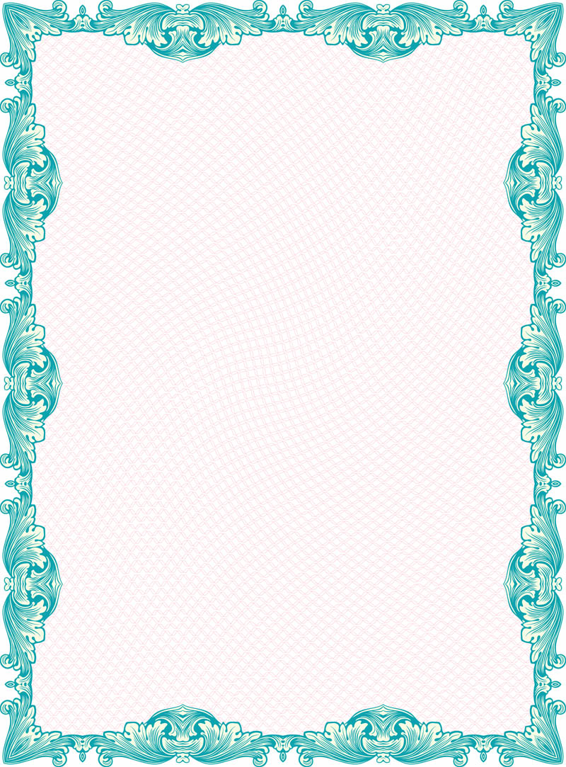 Classic pattern border security 05 vector Free Vector / 4Vector