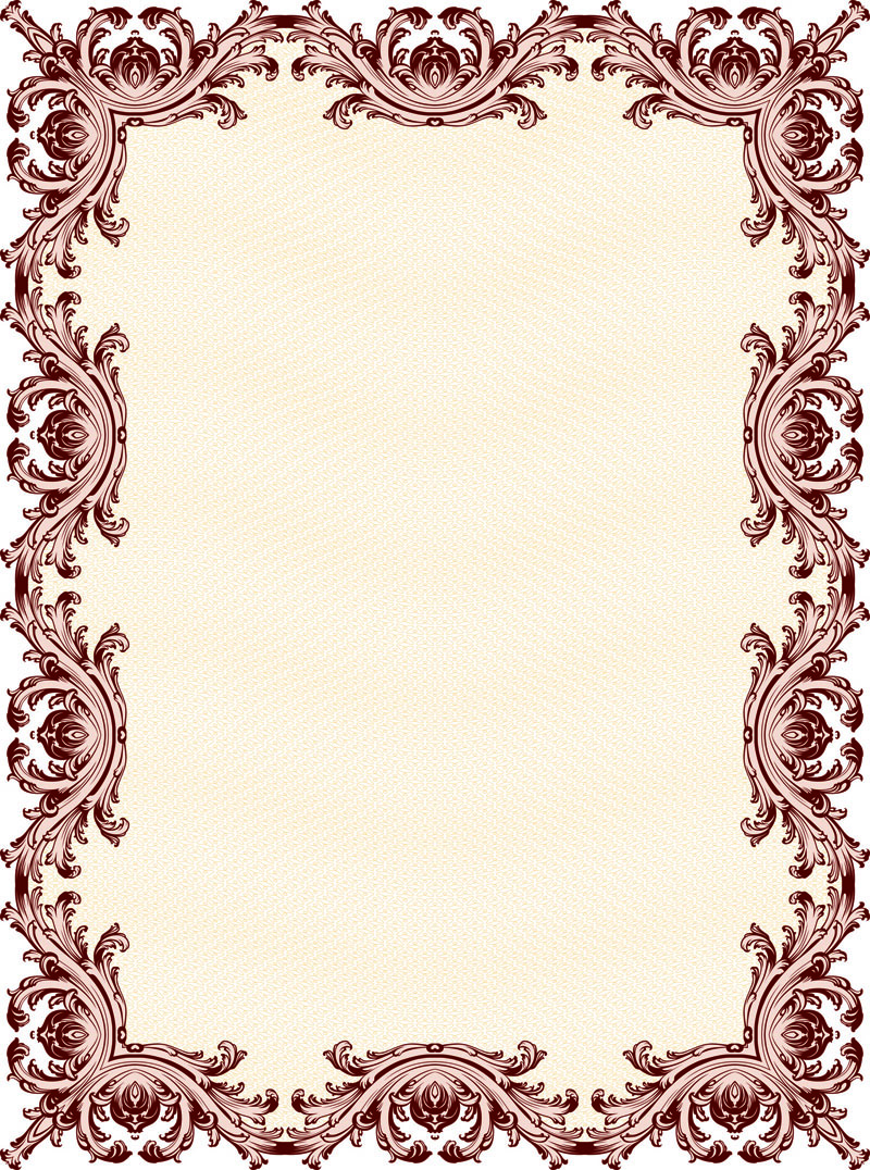 free vector Classic Security Pattern Border 01 - Vector Classic Security Lines Patterns
