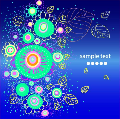 free vector Classical patterns 04 vector