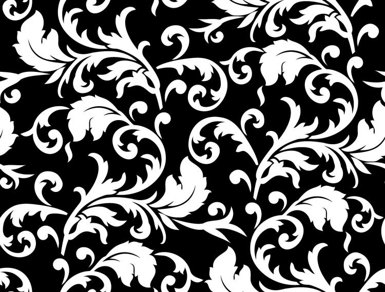 free vector Classical traditional floral pattern background 03 vector