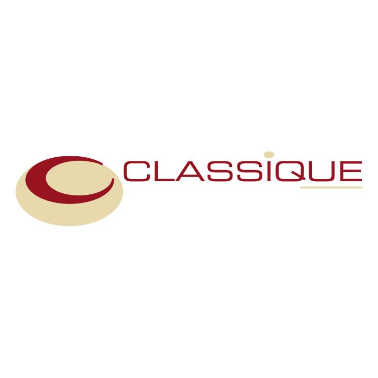 free vector Classique furniture