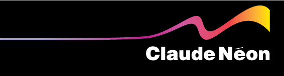 free vector Claude Neon logo