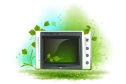 free vector Clear tv screen vector