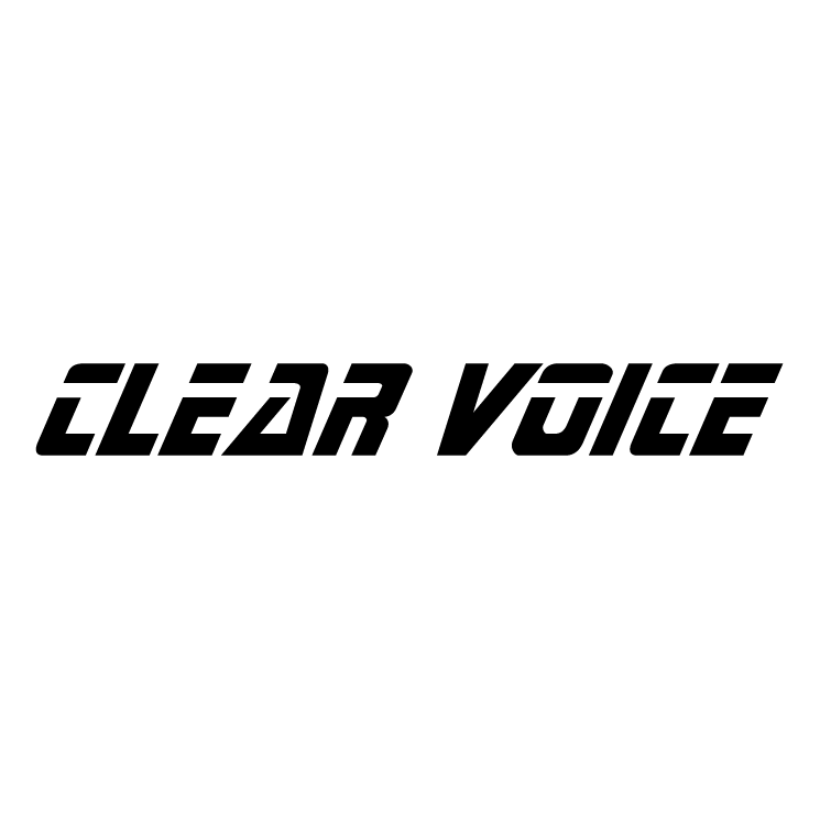 free vector Clear voice