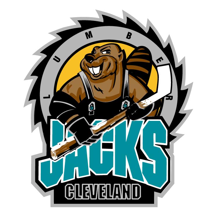 free vector Cleveland lumberjacks
